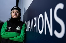 'I'm not just looking towards England or Shamrock Rovers. There are a lot of things that I have to consider'