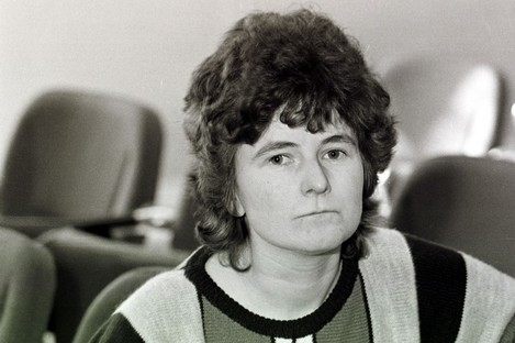 File photo of Joanne Hayes in 1985