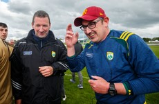 Coach to Waterford players, Kerry manager and Croke Park hurling double hopes