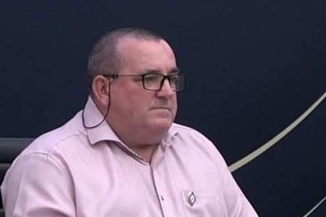 Sinn Féin TD for Tipperary Martin Browne.