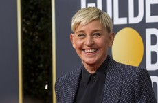 Ellen Degeneres tests positive for Covid-19