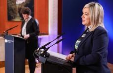 Stormont leaders defend lifting of circuit-breaker lockdown in Northern Ireland