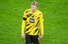 Dortmund star in Qatar rehab despite pandemic