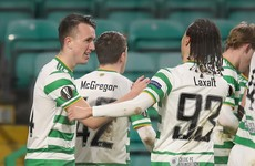 Relief at last for Celtic in Europa League win over Lille
