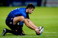 Sexton, Ryan on bench as Ross Byrne starts Leinster's Champions Cup opener