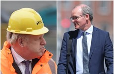Boris Johnson warns no deal is 'very very likely' while Coveney says agreement is still possible