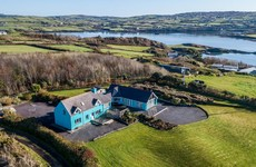 Blue sky thinking: Soak up ocean views from this light-filled retreat in West Cork