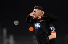Dundalk's Flores misses out on Puskas award