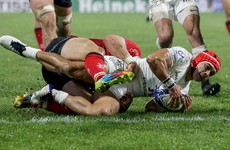 Kolbe and Dupont shine as Toulouse beat Ulster in a thriller