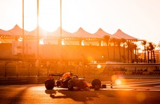 Verstappen tops timesheets after final practice in Abu Dhabi Grand Prix