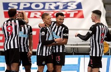 Gayle force puts wind in Newcastle's sails