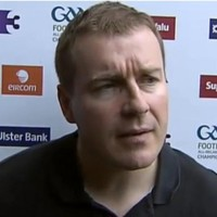 VIDEO: McCartan bemoans missed first-half chances