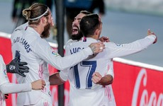 Real Madrid take derby honours as Atletico lose marathon unbeaten record