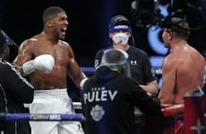 Joshua finally vanquishes game Pulev with devastating ninth-round knockout