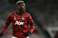 Paul Pogba insists he will 'always fight' for Manchester United