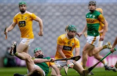Clarke points the way as Antrim celebrate Joe McDonagh Cup glory with win over Kerry