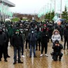 Celtic fans gather at stadium to protest again ahead of Kilmarnock clash