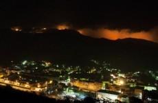 Three killed, 100 injured by Spanish wildfires