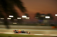 Max Verstappen wraps up F1 season with victory in Abu Dhabi