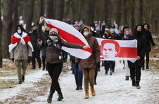 Anti-Lukashenko protests in Belarus continue as dozens are arrested in Minsk