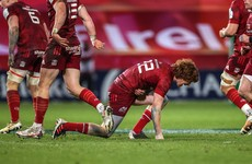 'It was quite clearly a tactic' - Munster fume at late tackles on Ben Healy