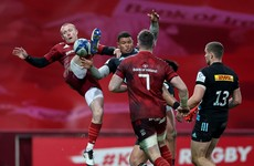 Munster already chasing as Leinster take control of European pool
