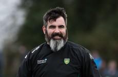 New Sligo boss McEntee adds Donegal All-Ireland winner to backroom team