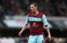 Shamrock Rovers sign ex-Burnley midfielder McCann and Dundalk defender Hoare