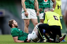 Knee injury to keep Ulster captain Henderson out until Six Nations