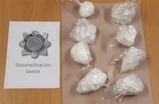 Man (30s) arrested after cocaine worth €64,000 seized in Dublin
