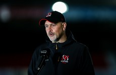 'Can I visualise myself here in the long term? I can, yes' - Ulster boss McFarland
