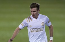 Irish attacker Gallagher signed by Major League Soccer's newest franchise