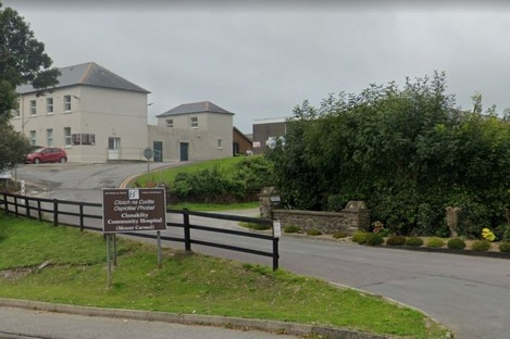 Clonakilty Community Hospital was found to be non compliant in a number of areas by Hiqa.