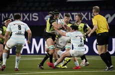 Connacht hit a new level of collision success in their close-call against Racing