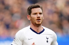 'I should not have continued playing' - Vertonghen opens up on nine-month struggle post-concussion