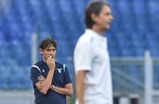 Lazio drop more ground in Serie A as Inzaghi brothers face off again on sidelines