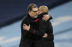 Under-fire Bilic remains calm as speculation on West Brom future grows despite Man City draw