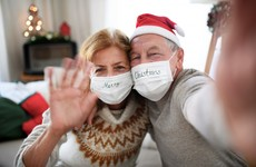 WHO urges families to wear face masks during Christmas gatherings