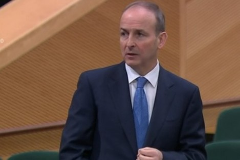 The Taoiseach said the government has hit the ground running in terms of housing.