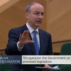FactCheck: Was Micheál Martin right to say that the banks were not bailed out in 2008?