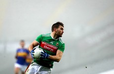 'This is the first time I've had a right run of it' - Mayo captain on move to full-forward