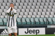 Ronaldo misses penalty as Juve held to Atalanta draw