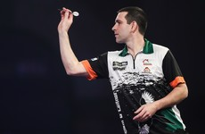 Ireland's William O'Connor progresses to second round at World Darts Championship