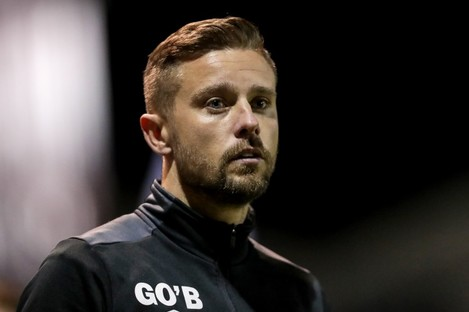 Ger O'Brien is currently the Director of Football at St Pat's.