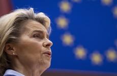Ursula von der Leyen announces Covid-19 vaccine start date ahead of approval