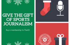 The perfect almost-last-minute gift for The42 reader