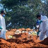 Brazil records over 1,000 Covid deaths in 24 hours