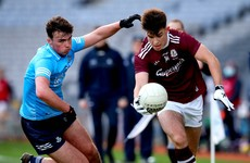 Culhane shoots 1-6 as Galway hold off Dublin challenge to land All-Ireland U20 title