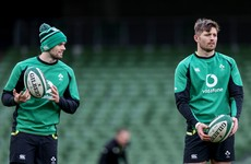 Ringrose returns for Leinster and Harry wins battle of the Byrne brothers