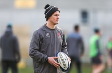 Billy Burns back from injury to captain Ulster against his former club